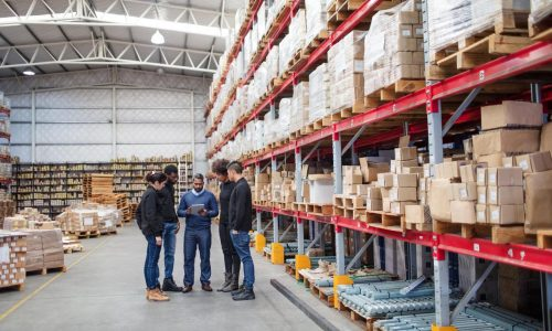 entrepot de logistique, commerce, insdustrie